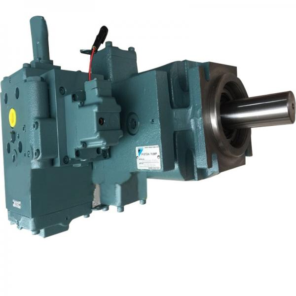 Vickers PV080R1K1L1NUPG4242 Piston Pump PV Series #1 image